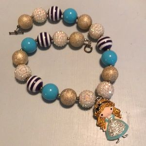 Other - Bubble Gum Alice in Wonderland Necklace